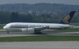 Singapore Airlines признана лучшей авиакомпанией мира,