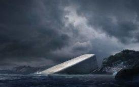 До открытия первого подводного ресторана в Европе осталось полгода