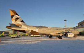 Etihad Airways удвоит число рейсов Абу-Даби - Москва